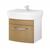 Как выбрать тумбу с умывальником для маленькой ванной?