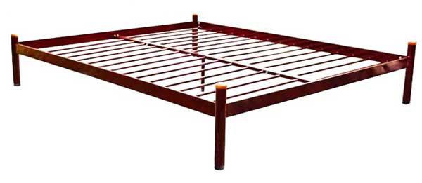 схема кровати под матрас