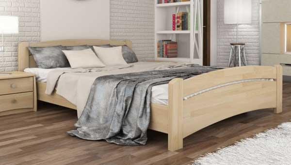 лучше деревянная кровать