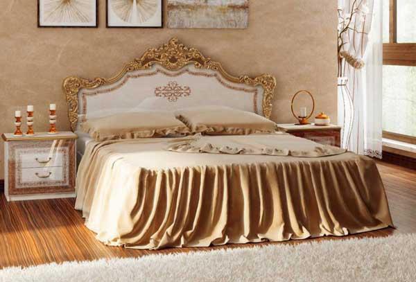 преимущества кровати из ДСП