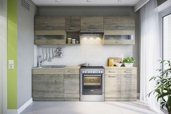 Правильные замеры для кухонных гарнитур