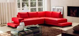 Выбираем форму дивана: прямой или угловой?