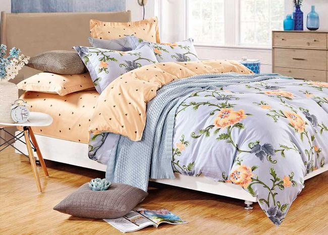 Какой цвет постельного белья выбрать
