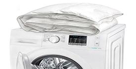 Как правильно стирать одеяла?