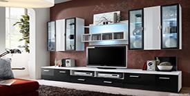 5 важных правил выбора мебельной стенки