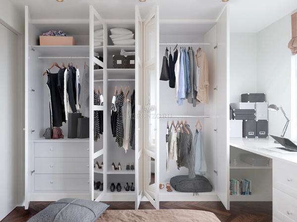 Куди краще поставити шафу для одягу?