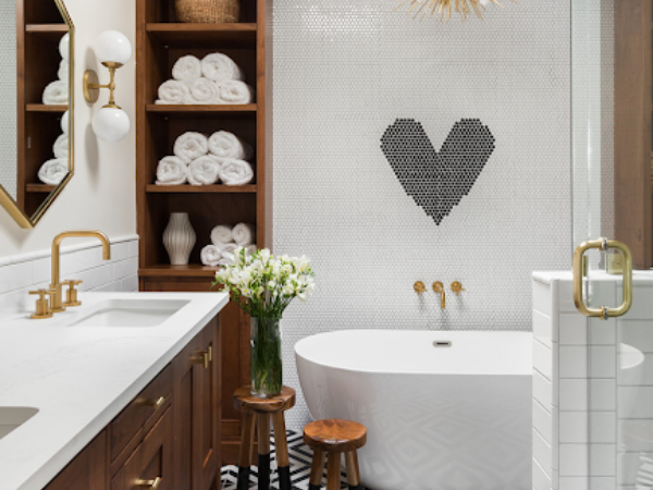 Які меблі повинні бути у ванній кімнаті?