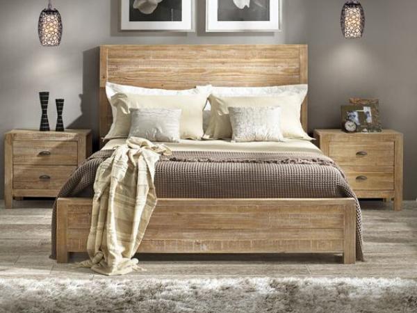 Який матеріал для ліжка вибрати?