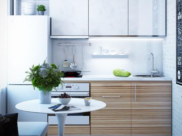 Кухонний гарнітур для маленької кухні