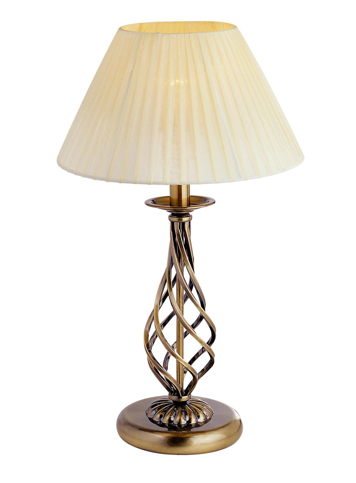Подбираем оптимальную форму для настольной лампы