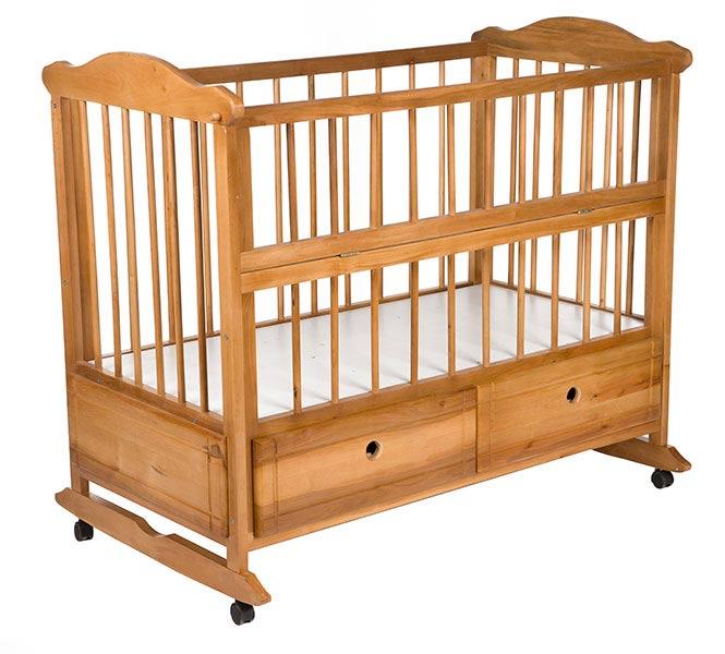 На что стоит обратить внимание при покупке детской кроватки