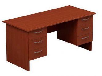 Из чего делаются офисные столы