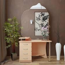 Форма зеркала туалетного столика - есть ли разница