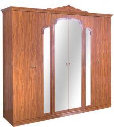 Плюсы зеркального фасада – выбираем шкаф для одежды