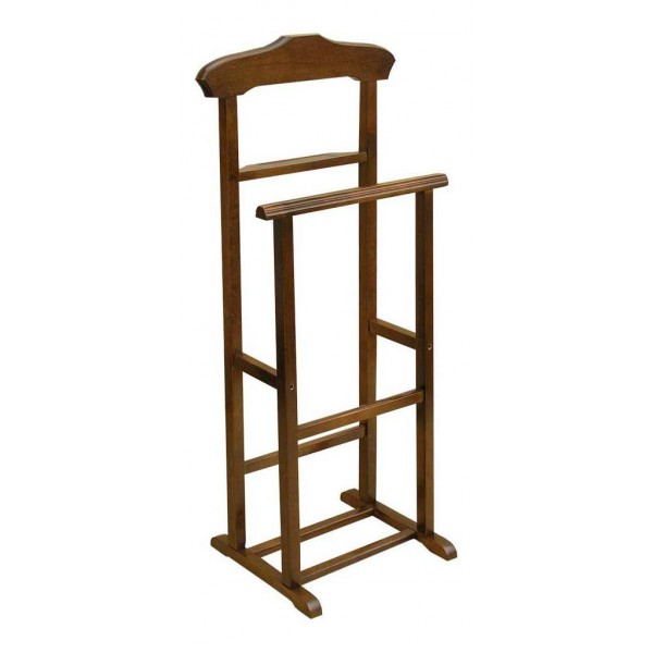 Напольная деревянная вешалка – куда поставить