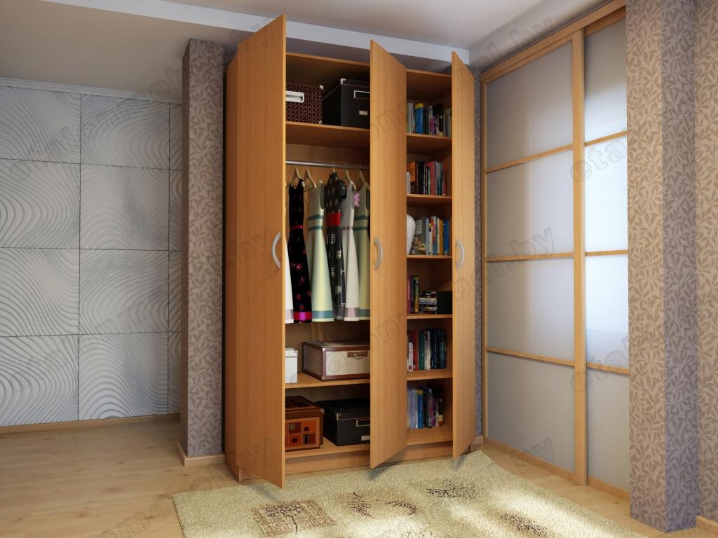 3 шага к удачному выбору шкафа для одежды