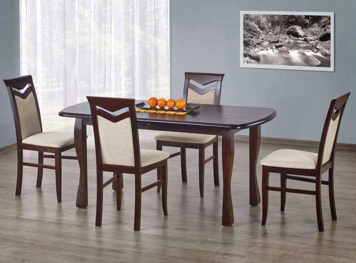 Достоинства столов и стульев из дерева