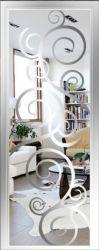 Уход за стеклянными дверями