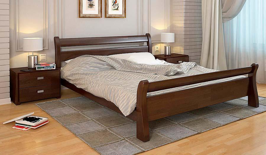 Популярные породы дерева для кровати в спальню