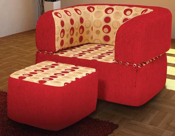Из чего делаются мягкие кресла