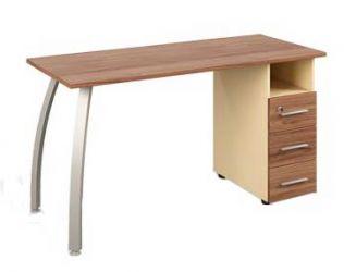 Что представляют собой столы на металлических ножках