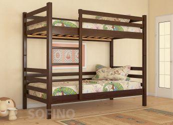 Двухъярусные детские кровати из МДФ