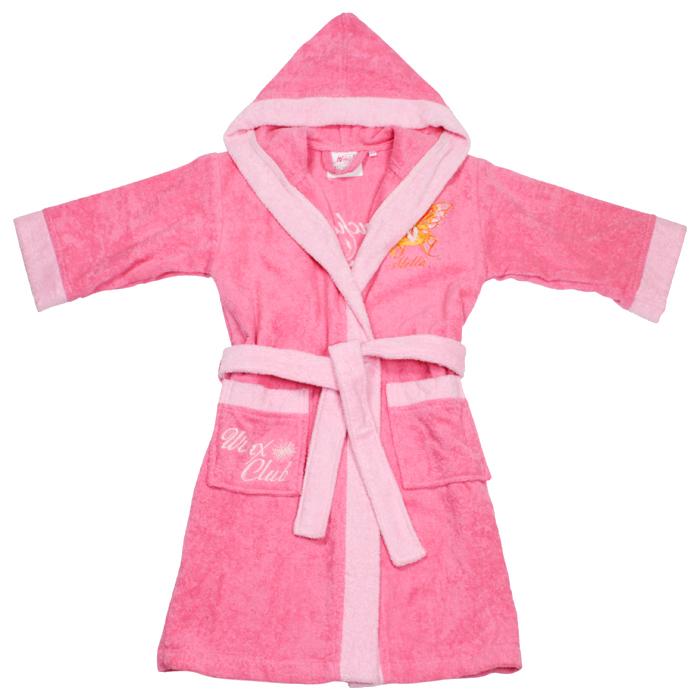 Рекомендации по уходу за детским махровым халатом