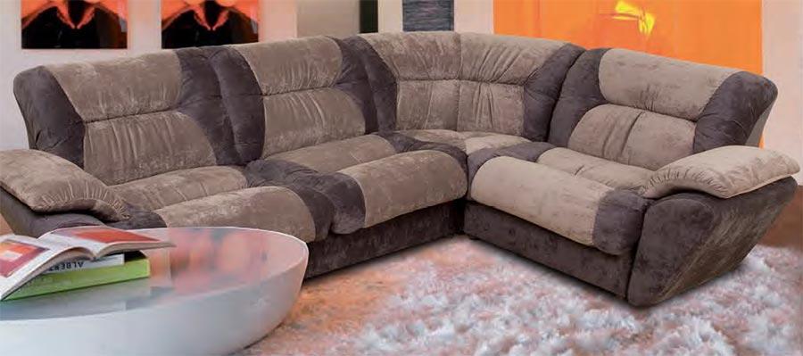Как выбрать обивку для углового дивана