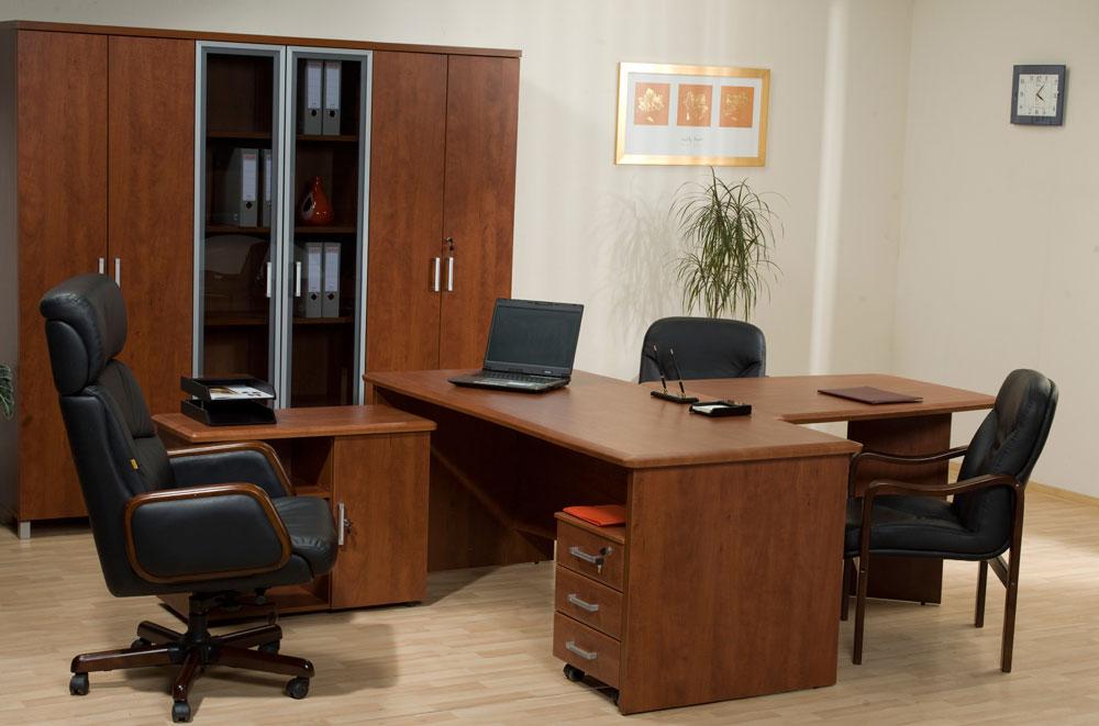 Как правильно расставить мебель в офисе