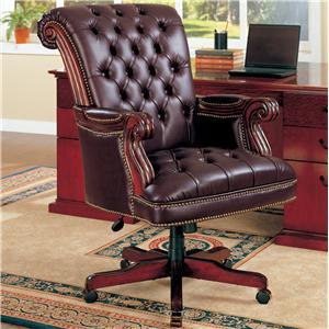 Дизайн кресла руководителя