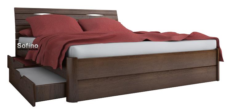 Альтернатива дивану - кровать с ящиками