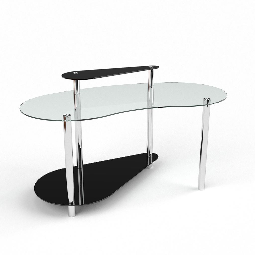 6 преимуществ стеклянного компьютерного стола