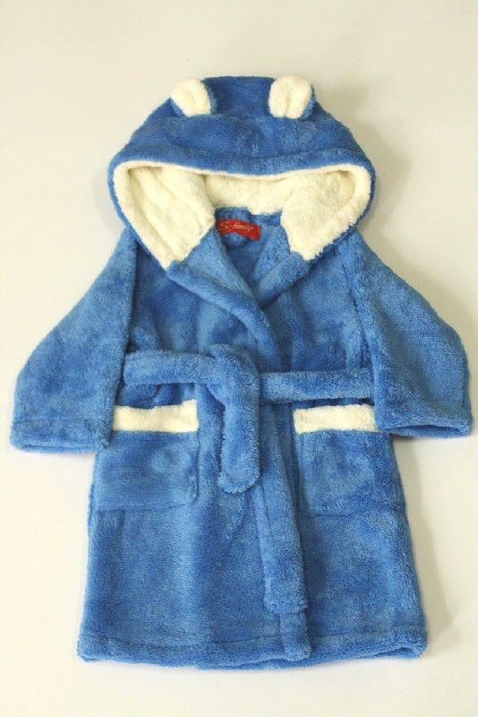 Выбираем детский халат для дома