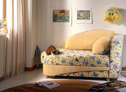 Каким должен быть детский диван