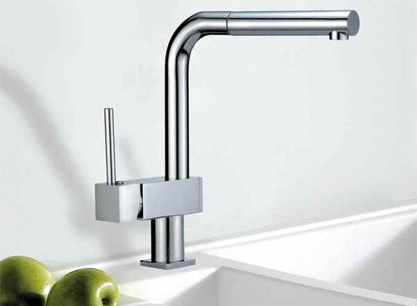 Регуляторы воды в кухонных смесителях