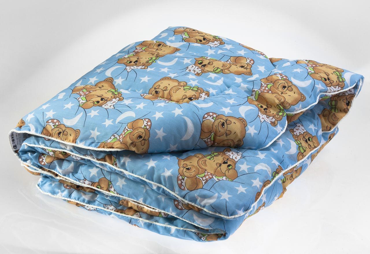 Какие бывают наполнители детских одеял