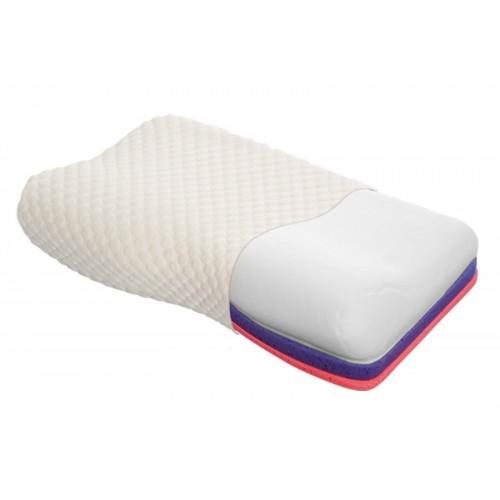 На ортопедической подушке тоже есть чехол – какой он