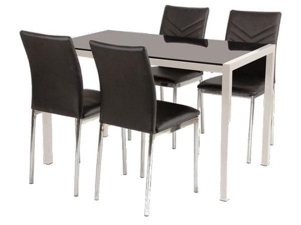 Стеклянный обеденный стол – Ваше неоспоримое преимущество