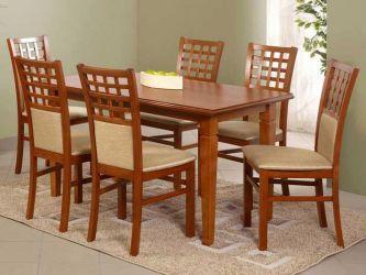 Правила ухода за деревянными столами и стульями