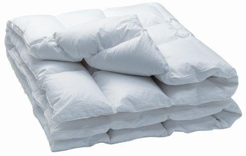 Правила ухода за пуховыми одеялами