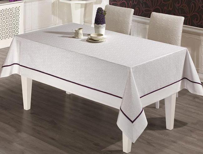 Качественные и натуральные скатерти на стол