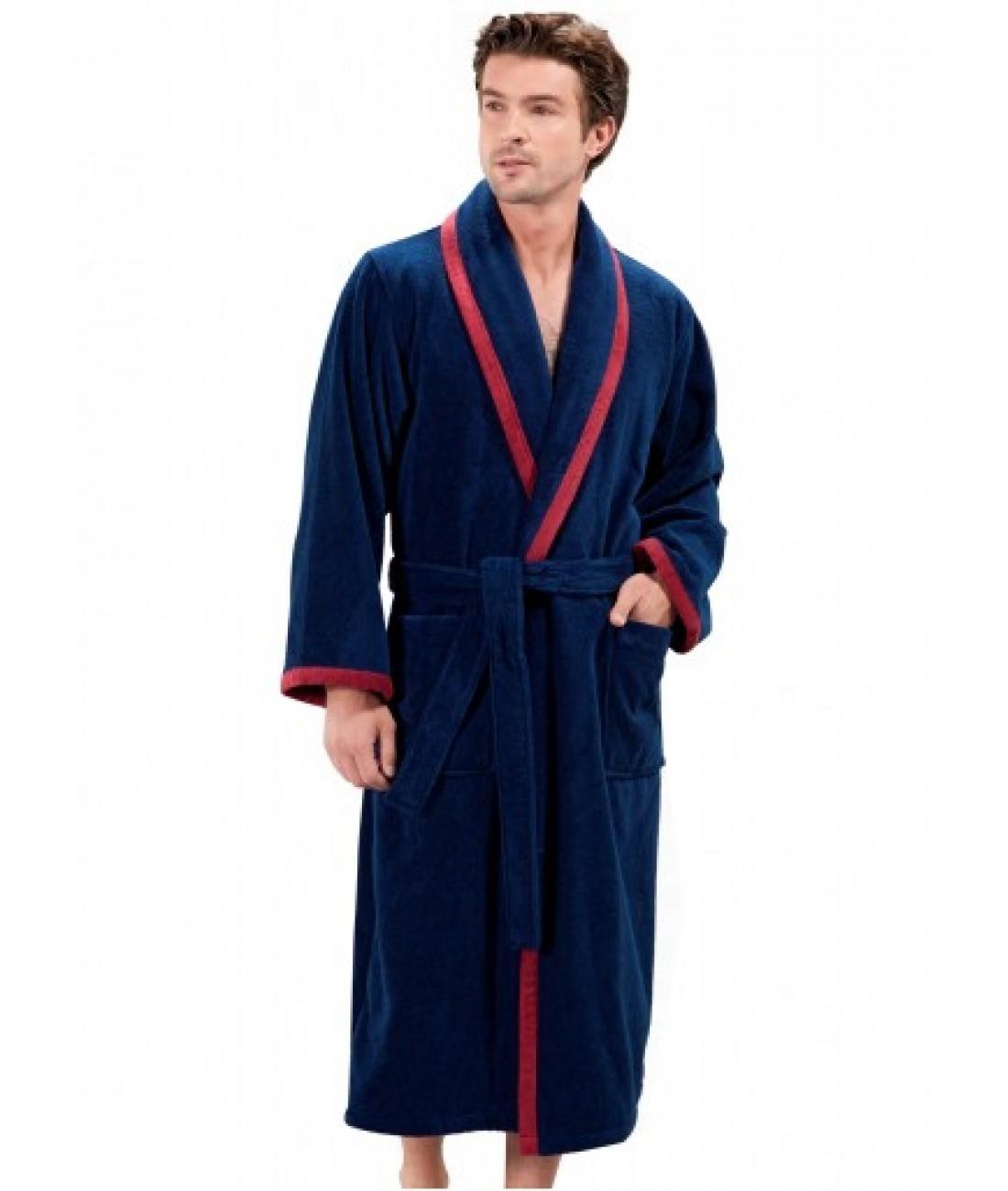 Правила эксплуатации мужских махровых халатов