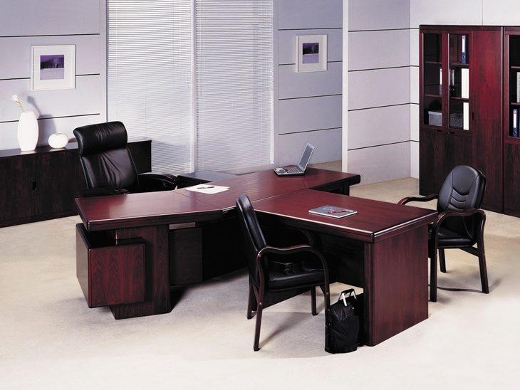 Современная офисная мебель: стильно и функционально