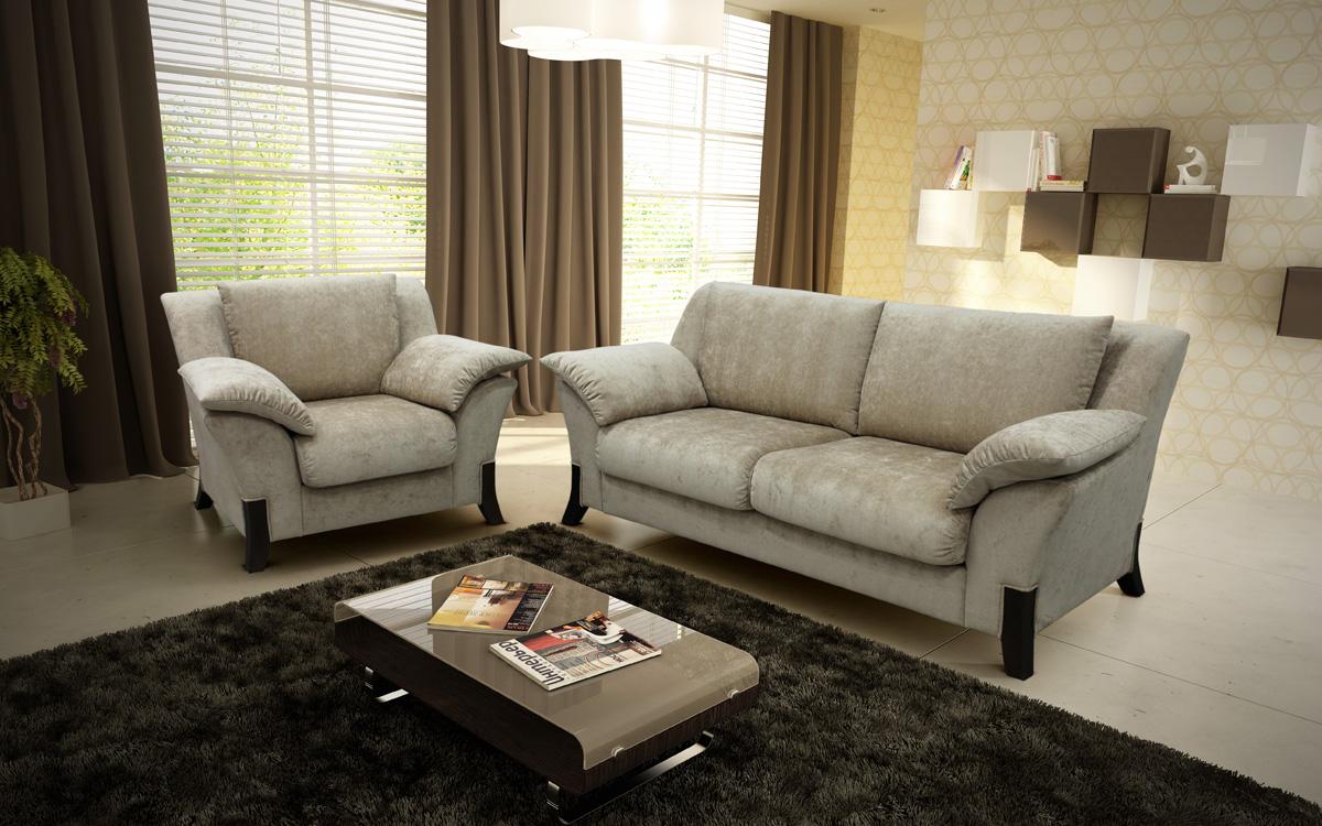 Чистим диван самостоятельно