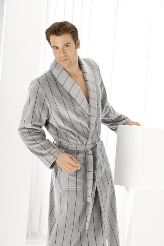 Подбираем правильный размер мужского халата