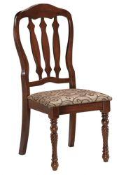 Деревянные стулья для кухни в интерьере Арт-Деко