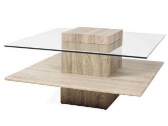 Как выбрать стеклянный журнальный стол