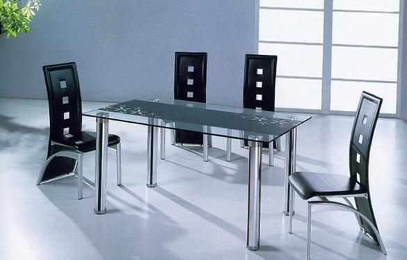 Почему вам нужен кухонный стеклянный стол