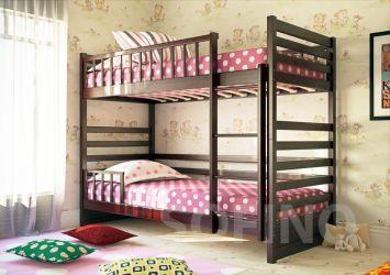 Двухъярусная кровать и кровать-чердак – в чем разница