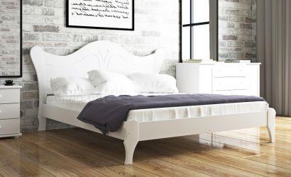 Выбираем белую кровать – сосна или ольха